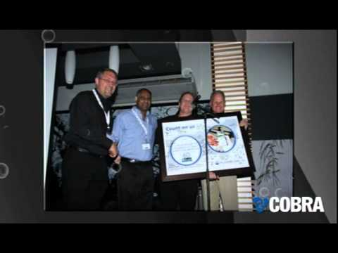 Cobra celebrates 60th birthday