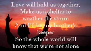 Hold Us Together (Matt Maher)