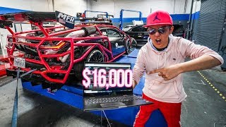 What a $16,000 ECU Tune Does to Your Car... (holy s**t.)