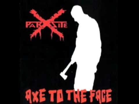 axe to the face