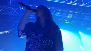 When I Was Older - Billie Eilish FIRST TIME live at Kesselhaus in Berlin, Germany 11.02.2019