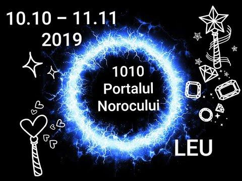 LEU - Portalul Norocului - 10.10.2019-11.11.2019