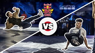 B-Boy Neguin vs. B-Boy Bruce Almighty | Red Bull BC One World Final 2016 Quarterfinals