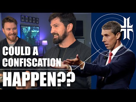GUN CONFISCATION & the Last Stand of the Republic