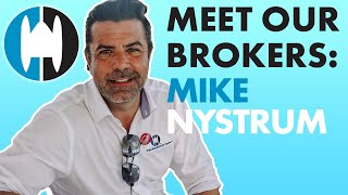 Meet Our Brokers at The Catamaran Company: Mike Nystrum