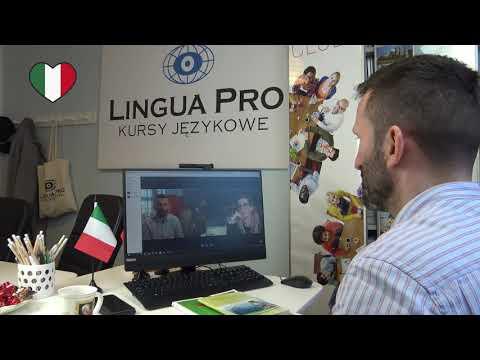 Kadr z filmu na youtube - Najprawdziwsza lekcja języka włoskiego 6_20 online
