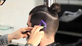 clipper undercut