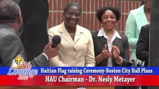 HAU Chairman Dr.  Nesly Metayer