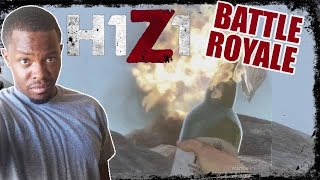 Battle Royale H1Z1 Gameplay - ULTIMATE SISSY THROW! | H1Z1 BR Gameplay