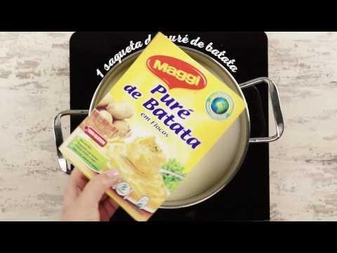 Maggi Puré de Batata