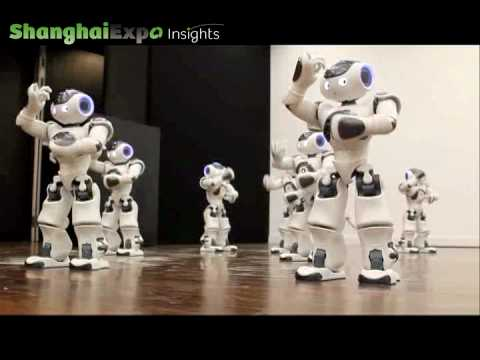 America's Best Robot Dance Crew