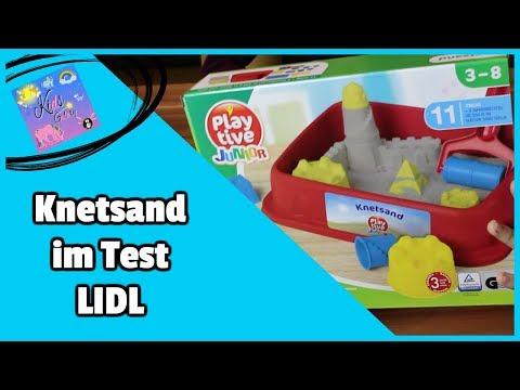 Knetsand im Test - LIDL - Wir spielen mit Knetsand #15