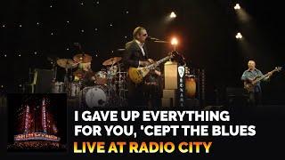 """""""I Gave Up Everything For You, 'Cept The Blues"""" - Joe Bonamassa - Live at Radio City Music Hall"""