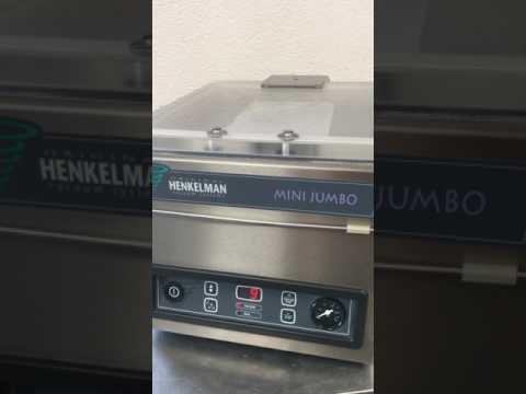 Henkelman Mini Jumbo Vakuumierer gebraucht ebay 182675332860