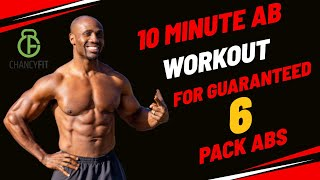 10 MINUTE Ab WORKOUT | 6 PACK ABS (FOR GUARANTEED 6 PACK)