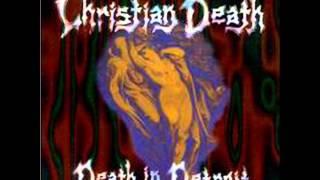 Christian Death - Venus in Furs (Velvet Underground cover)