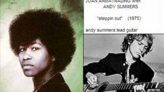 ANDY SUMMERS & JOAN ARMATRADING - steppin out  (1975)