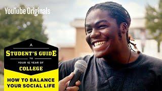 How Do I Balance School & Social Life at College?