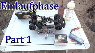 Carson CV-10 VW Scirocco Einlaufphase Part 1/2 | HD+ | German/Deutsch