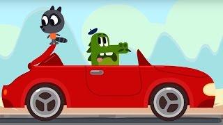Мультфильм про машинки🚗 - Тачки-Тачки - все серии сразу - развивающий мультфильм