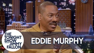Eddie Murphy's Red Leather Delirious Suit Was Destroyed by Keenan Ivory Wayans