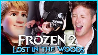 "FROZEN 2 Cover: ""Lost In The Woods"""