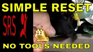 need to reset your srs lightdiy acura 2016 how to reset srs light on a 2002 acura rl autos post 243