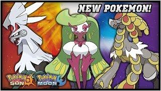 Type: Null  - (Pokémon) - NEW POKEMON! SILVALLY, TYPE: NULL'S EVOLUTION! KOMMO-O, ALOLAN MUK, OLIVIA! POKEMON SUN AND MOON