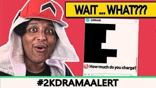 2K DEVS PAYING LARGE YOUTUBERS CONFIRMED, TOP RANKED PLAYERS CAUGHT CHEATING?!