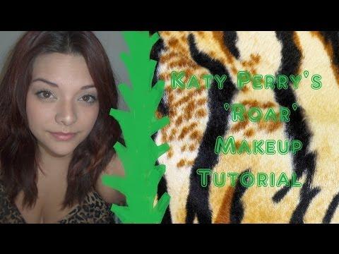 ♡ Katy Perry's 'ROAR' Makeup Tutorial!! ♡