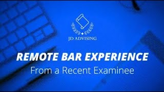What is an online bar exam like? Q&A with an Online Bar Exam Taker