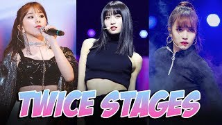 The Best TWICE Stages #ICONICS (PART1)