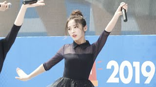 190511 오마이걸(OH MY GIRL) '다섯 번째 계절(The fifth season)' 아린(ARIN) 4K 직캠(Fancam) - 서울안전한마당 by Hara