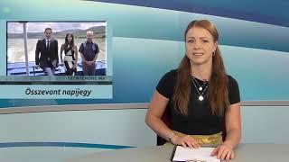 Szentendre Ma / TV Szentendre / 2020.08.06.