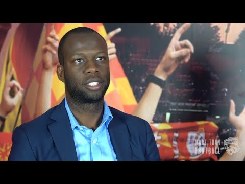 Adelaide United Football Department update with Bruce Djite - October 2019