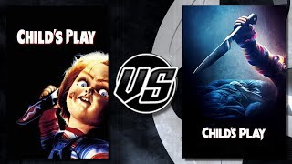 Child's Play (2019) VS Child's Play (1988)