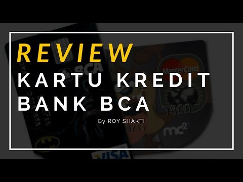 [REVIEW] Kartu Kredit BANK BCA