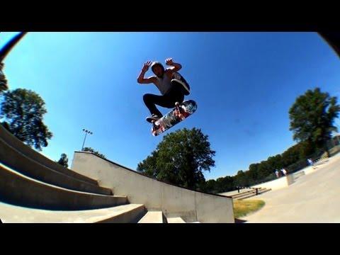 Alabaster skatepark best trick