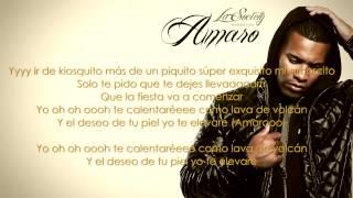Beatriz Luengo  - Como tu no hay dos feat Amaro (Urban remix) (Letra) (La Society)