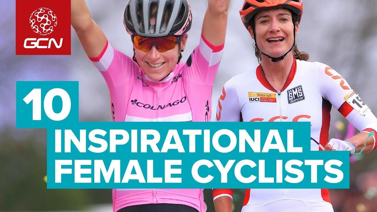 10 grandi donne, 10 grandi cicliste