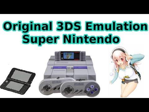 3ds Snes Emulator