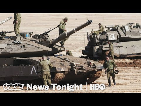Gaza Unrest & Investigating Trump | VICE News Tonight Full Episode (HBO)