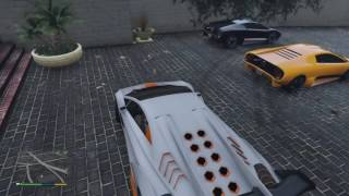 Where to find rear/fast cars on gta 5 (story mode)
