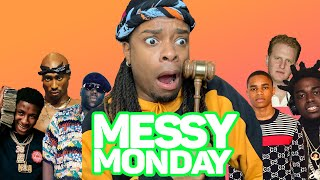 Drama Alert! ! ! Kodak vs Michael, Iyanna vs NbaYoungBoy, Nyema vs Eisha | MessyMonday