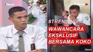 EKSKLUSIF: Tekad Koko Jadi Paskibraka, Ingin Masuk TNI dan Membanggakan Orang Tua - iNews Sore 17/08