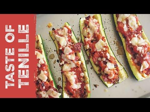 Zucchini Boats – Taste of Tenille