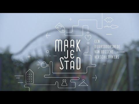 Trailer Maak je Stad