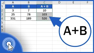 How to Add Numbers in Excel (Basic way)