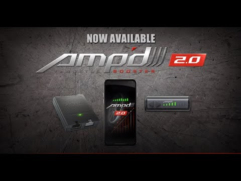 All-New Amp'd 2.0 Throttle Booster: Engineered To Dominate