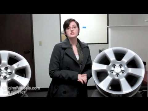 Sienna Rims & Sienna Wheels - Video of Toyota Factory, Original, OEM, stock new & used rim Co.